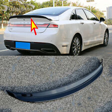 For Lincoln MKZ 2017-19 Rear Trunk Spoiler Tail Wing Trunk Lip Wing Rear Spoiler