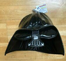Star Wars Star Tours Darth Vader Plush Helmet Hat Tokyo Disney RARE Japan