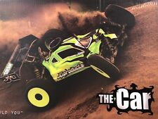 JQ Products THE CAR 1:8 Nitro Rally X BNIB