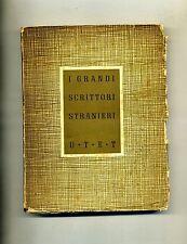 N.V.Gogol #-TARASS BULBA - IL PASTRANO #Utet 1945 - I Grandi Scrittori Stranieri