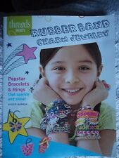 RUBBER BAND CHARM JEWELRY BOOK  Loom Bands  New Book