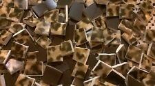 Tienshan Leopard/Ikea Brown Duo Broken Mosaic China Plate Tiles