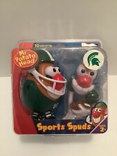 Mr Potato Head Sports Spuds Michigan State Spartans University Football Ages 2+