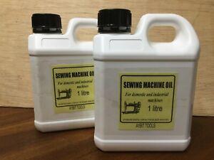 Sewing machine oil  ( A1BIT ) 2x1 litre