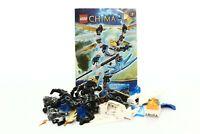Lego Legends of Chima Set 70201 CHI Eris 100% complete + instructions 2013