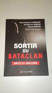 Sortir du Bataclan - Récit et analyses - Collectif