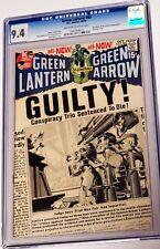 Green Lantern #80 CGC 9.4 Classic HOT!! 1970! Neal Adams!! Buy ME!!!