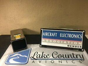 Electronic Flight Display EFD84 622-9681-001 (AS IS for Parts Only)