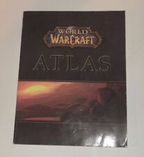 WORLD OF WARCRAFT ** ATLAS ** VIDEO GAME MERCH ** SEE MY STORE ** USED
