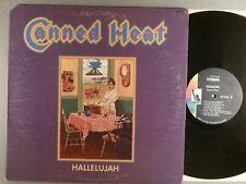 Canned Heat  Hallelujah    Blues Rock