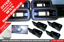 NEW VW Transporter T5 T6 Quick release rear seat kit for single or double seat
