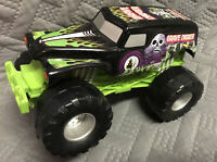 Grave Digger Hot Wheels 2011 Monster Jam With Sound Effects 4x4 - Used