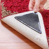 Rug Grippers Reusable Anti Skid Non Slip Washable Grip Floor Carpet Mat 1Pc ACC