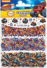Blaze Fête d'anniversaire valeur Confettis 34 g