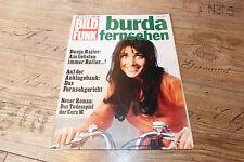 Bild und Funk Nr.44/1970 TB Dunja Rajter,Dieter Borsche,Fotoroman,Adriano C.