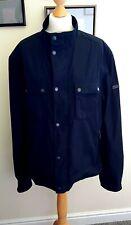 "Barbour International Stannington jacket water resistant  navy blue XXL - 44"""