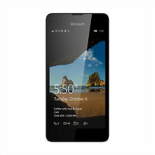 Microsoft Lumia 550 - 8GB - Black (Unlocked) Smartphone