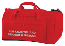 HM COASTGUARD SEARCH & RESCUE RED  Bag | FREE Delivery FREE GIFT