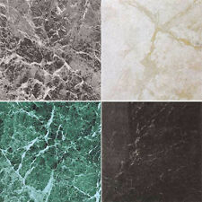Marble Vinyl Floor Tile 40 Pcs Self Adhesive Indoor Flooring -Actual 12'' x 12''