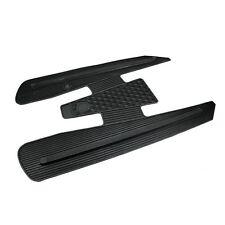 Tappeto in gomma specifico per Vespa 125 Primavera ET3 colore nero poggiapiedi