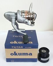 **New** Okuma Tritan TT-30 Reel (With Spare Spool)