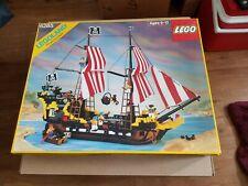 LEGO/Legoland Pirate System #6285: Black Seas Barracuda, New in Box NISB Vintage