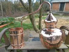 Premium Copper Moonshine and whiskey Alembic Still 50 L - 12.5 Gallon