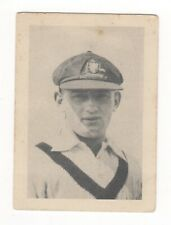 Australian Cricket Card of Stan McCabe issued in South Africa,1939