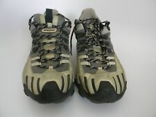 Adidas Response Adiprene Mens Trail Silver Running Shoes Size 11.5 669065
