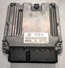 VW T5 TRANSPORTER Motorsteuergerät Bosch 0281010732 070906016