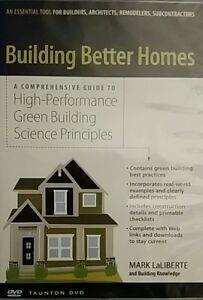 Building Better Homes: A Comprehensive Guide to High-Performance Green Building