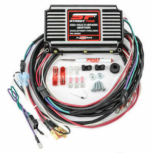 MSD Ignition 5520 Street Fire Digtial Ignition Box for SBC BBC Chevy Ford Mopar