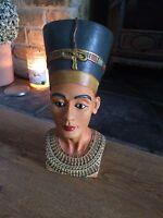 Large Egyptian Collectors Nefertiti Bust