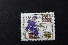 BRD, 1990, 750 Jahre Apothekerberuf (gestempelt)