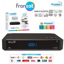 Meosat HD Connect  Fransat HD USB PVR Ready Decoder + Fransat HD Viewing Card