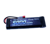 Gens Ace 5000mAh 8.4V Ni-MH Battery Deans Plug For E-Revo Traxxas Slash RC Car