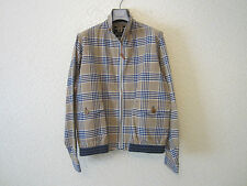 Nigel Cabourn Checked Cotton Golf Jacket