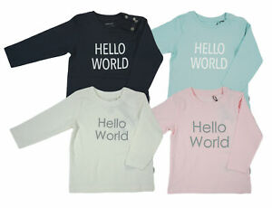 Name It Kinder Baby PULLOVER sweat pulli sweater NBNDELUFIDO langarm-shirt