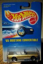 Hot Wheels '65 Mustang Convertible