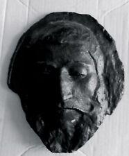Tete du Sculptur , Cast Mask, Death Mask of Paul Gauguin FREE SHIPPING