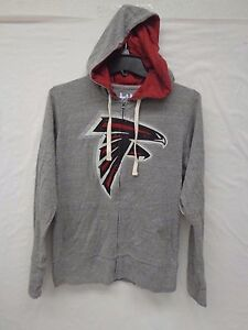 Atlanta Falcons Womens M Teagan Hoodie Touch By Alyssa Milano 913