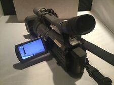 Sony Hdr-Fx7 Handycam Camcorder Hdv Video Camera MiniDv Carl Zeiss - Remote + Ac