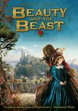 Beauty and The Beast DVD Lea Seydoux Vincent Cassel Christophe Gans
