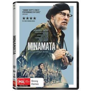Minamata : NEW DVD