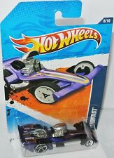 2011 drag Racers-madfast-Purple/Graphics - 1:64 Hot Wheels