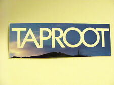 Taproot Blue Sky Research Car Amp Case Board Sticker