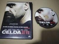 Cella 211 DVD Luis Tosar Alberto Ammann Antonio Resines Manuel Moron Merta Etura
