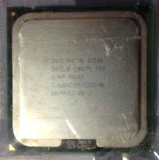 PROCESADOR Intel Core 2 Duo E8200 SLAPP SOCKET LGA775