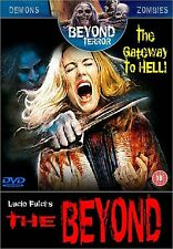 The Beyond Terror DVD Katherine MacColl David Warbeck UK Release New Sealed R2