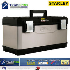 Stanley® FATMAX Tool Chest Box PRO Large 51cm Lockable Storage Toolbox 1-95-615